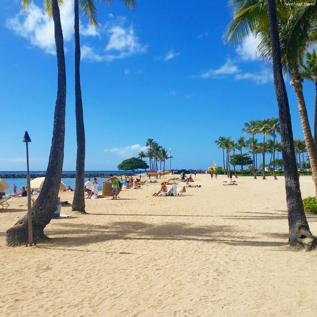 The Hilton Hawaiian Village is an oceanfront, family-friendly resort located on the famous Waikiki Beach in Oahu, Hawaii.