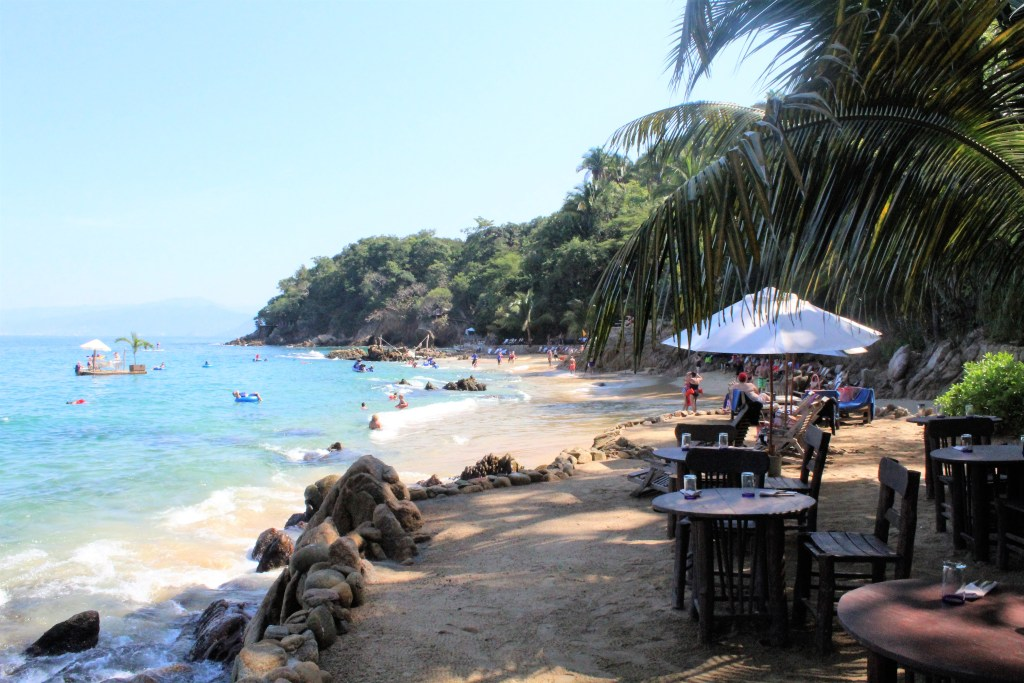 Las Caletas, a day trip beach excursion offered from Vallarta Adventures, is a beautiful hideaway with lots to offer for the entire family