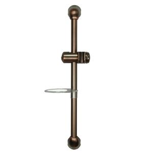 Dura Faucet Sa300Cl-Orb Shower Slide Bar, Brass