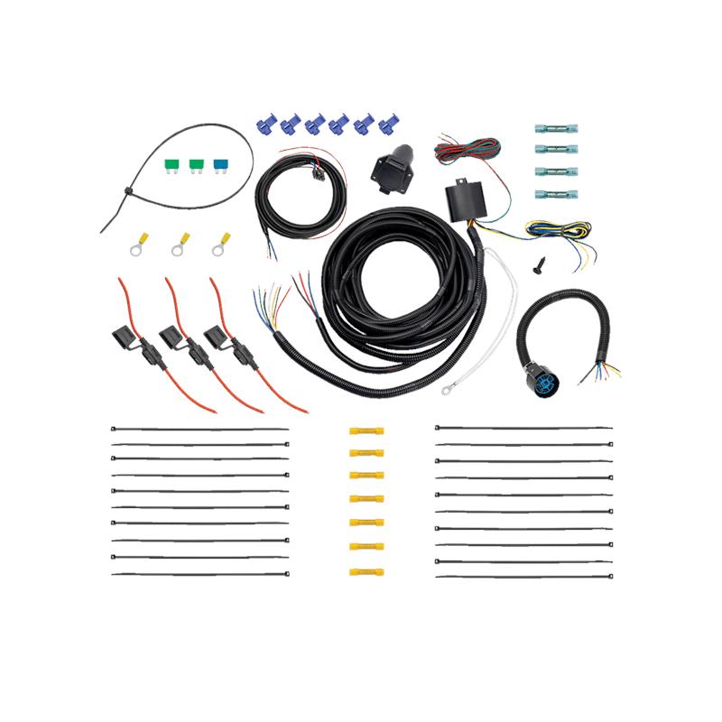 Tekonsha 22550 Tow Harness 7 Way Complete Kit ModuLiteÃ'Â