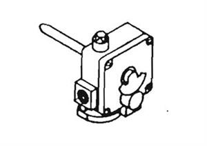 Suburban 161111 Gas Valve For Suburban Water Heater Sw6P