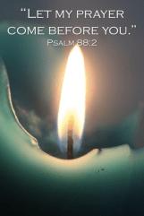 Candle:Prayer