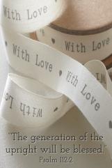 Love Ribbon, Generation
