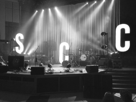 Steven Curtis Chapman Stage