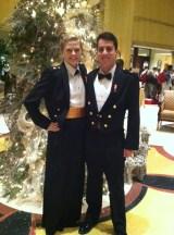 Midshipman Alyssa Dilldine, United States Navy Academy