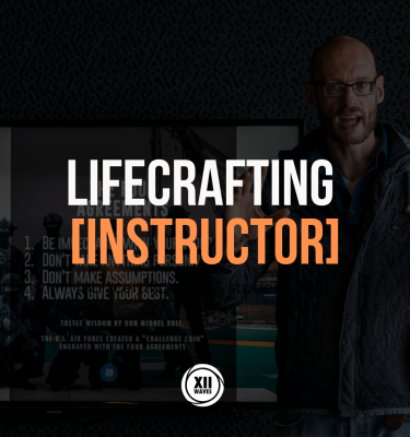 lifecrafting instructor - XII Waves Academy