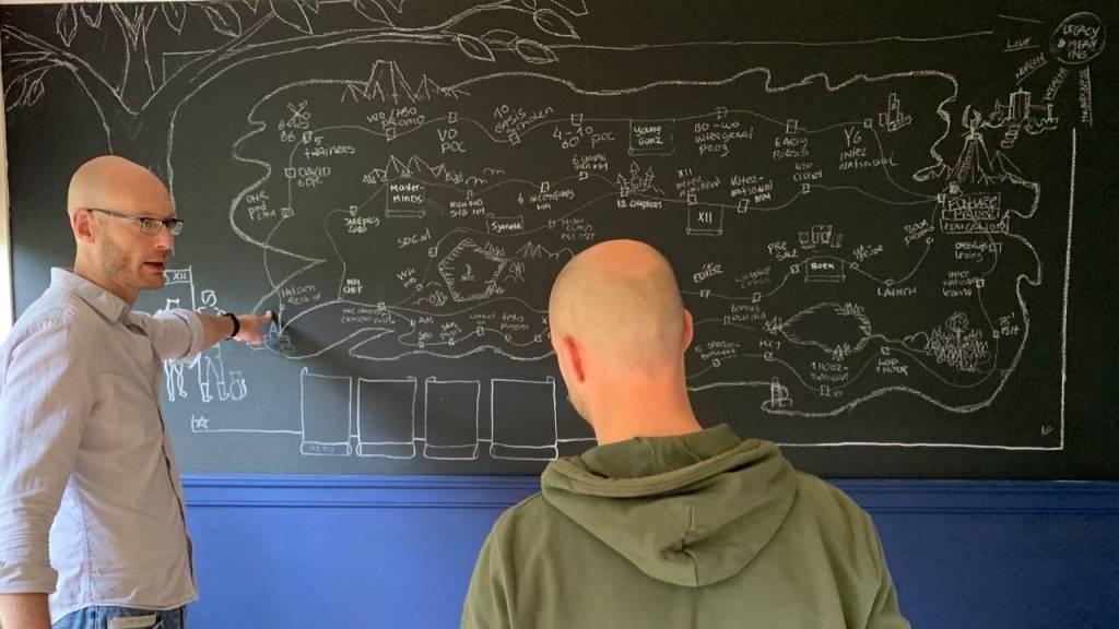 Michel Vos - Een roadmap maken