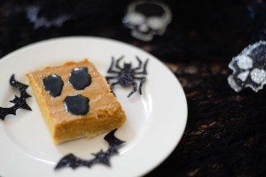Paranormal Pumpkin Bars