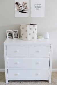 The Perfect Nursery Dresser