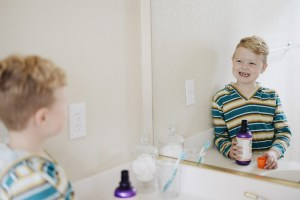 How To Get Your Big Kid To Brush Their Teeth