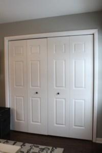 winsome mirror bypass closet doors home depot