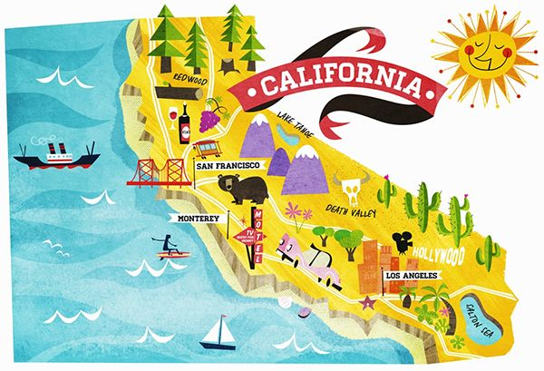 Family Fun In The Sun: 3 Reasons California Is The Place To Be