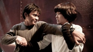 Tony Jaa and Jeeja Yanin in Tom Yun Goong 2 aka The Protector 2 movie still