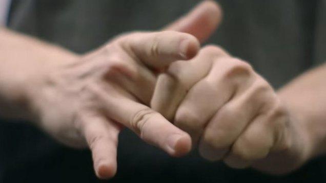 crackingknuckles