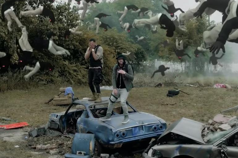 Eminem Ft  Joyner Lucas – Lucky You (Music Video