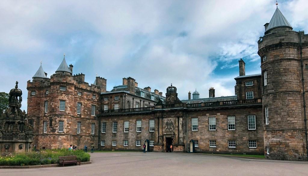 palais de Holyrood