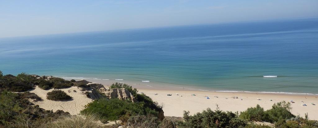 photo d'une plage de Lisbonne