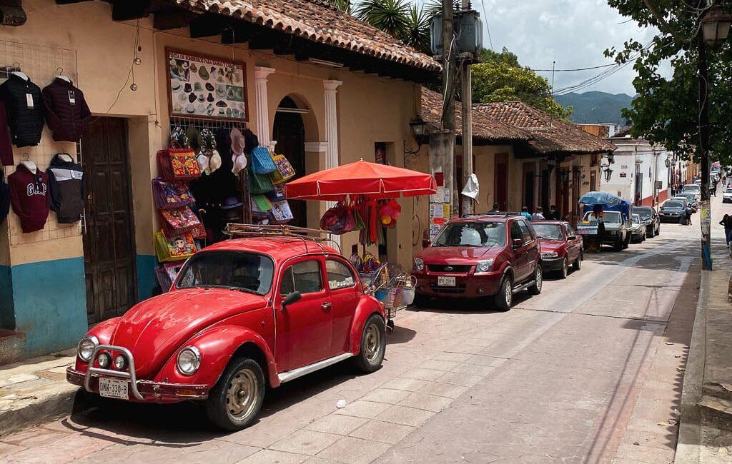 voiture a san Cristobal
