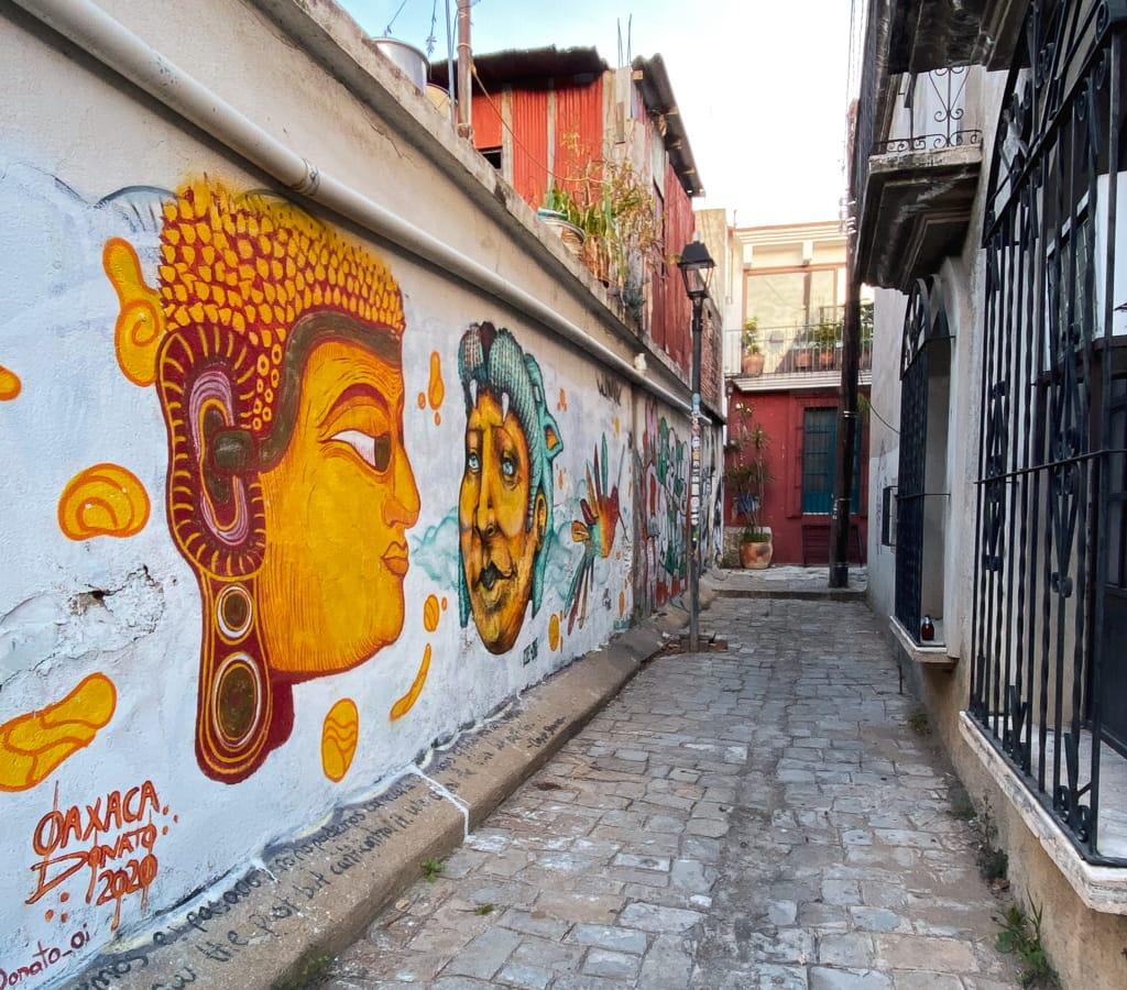 street art Oaxaca de Juarez