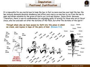 PIC positional sanctification