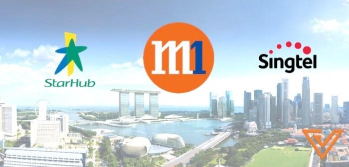 Singapore telcos