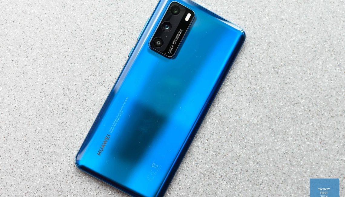 huawei p40 review cover