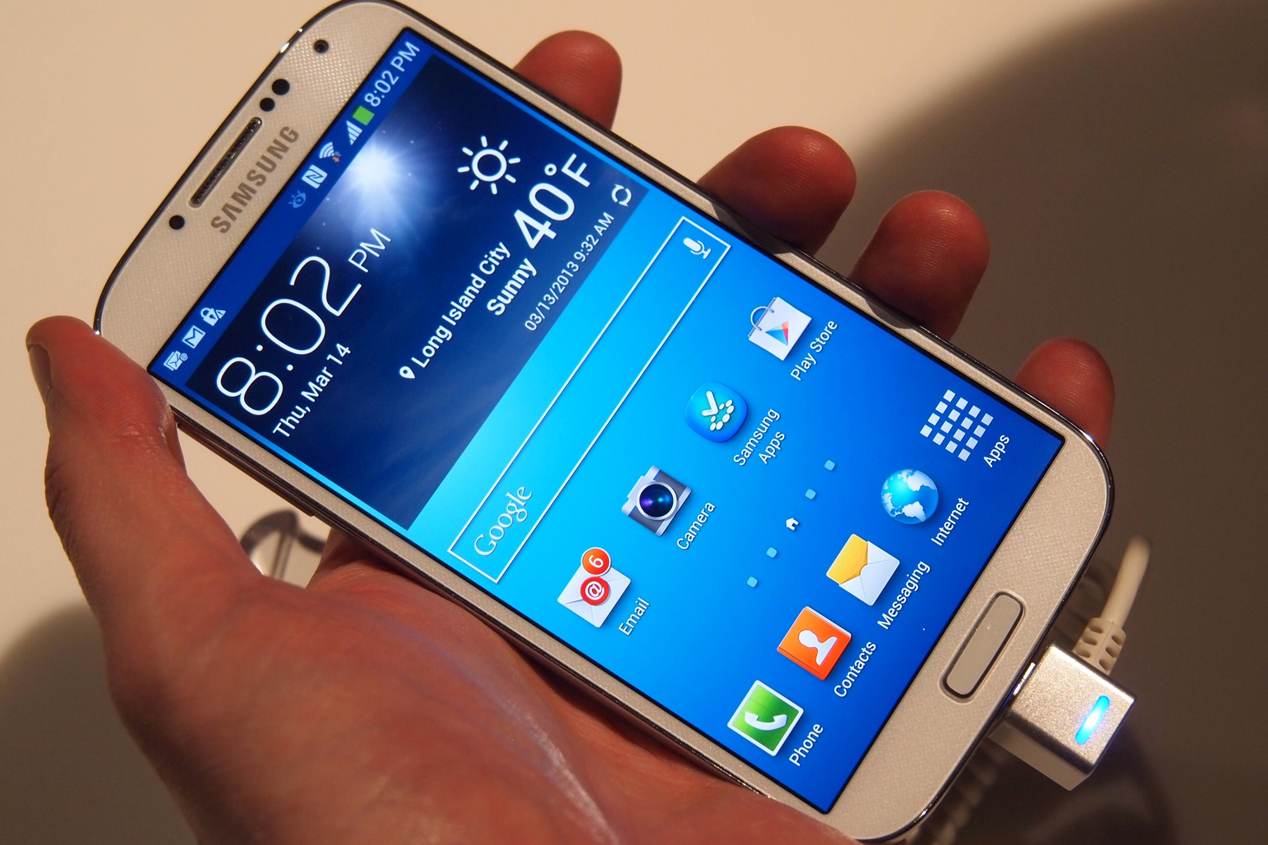 The Galaxy S5 is one of this year s most anticipated phones if not the most anticipated phone The Samsung Galaxy S line has long been viewed as the first