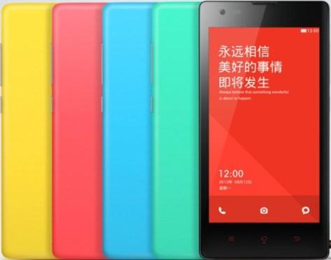 The Xiaomi Redmi