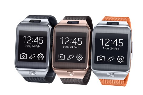 The new Galaxy Gear 2
