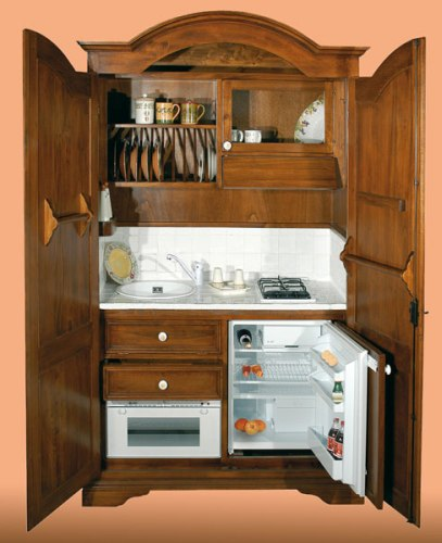 kitchen armoire gift baskets kitchenette tsqngyz decorating clear 35 house decor ideas