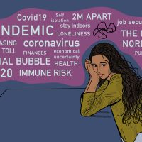 Coronavirus: the impact on security, mental health and seeking support