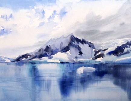 Antarctic 2, Amanda Hyatt