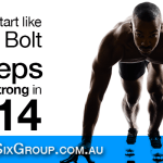 [TA20] Start like Usain Bolt in 2014 –  5 steps to start strong and build momentum for the year