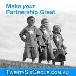 [TA47] Make your partnership great