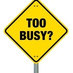 TA 92 - Are you too busy to hold your Annual Strategy Day?