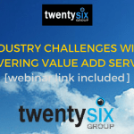 Webinar - How to deliver Value Add Services