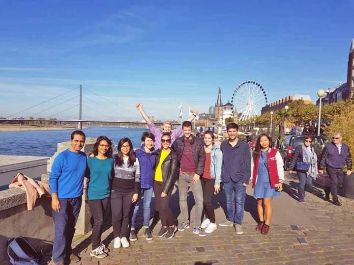 Free walking tour Free Walking Tour Düsseldorf