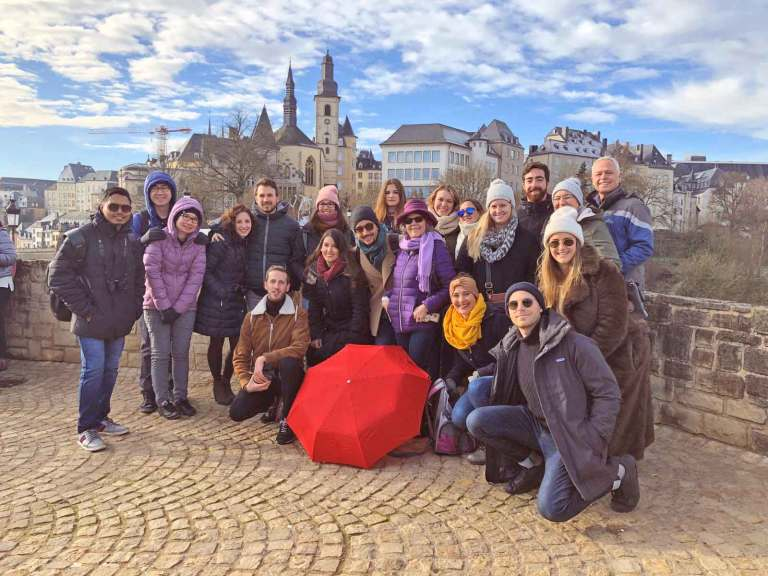 Free Walking Tour Luxembourg in English