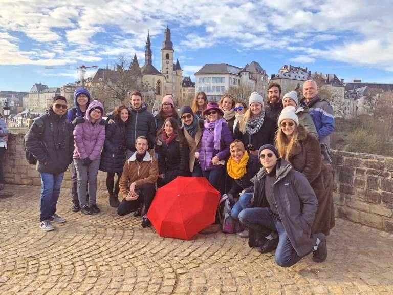 Free Walking Tour Luxembourg in English