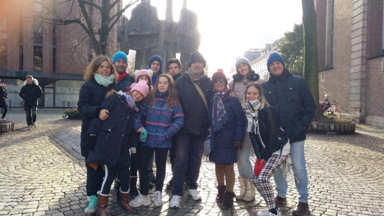 Tours de Dusseldorf