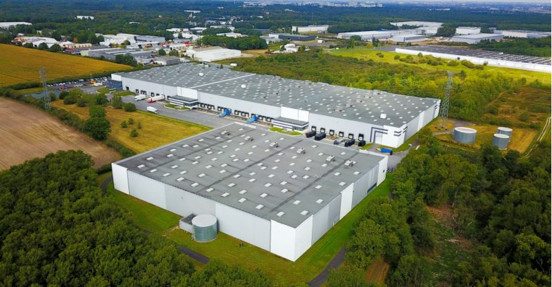 TwentyTwo Real Estate sells its French logistics portfolio - TwentyTwo Real Estate