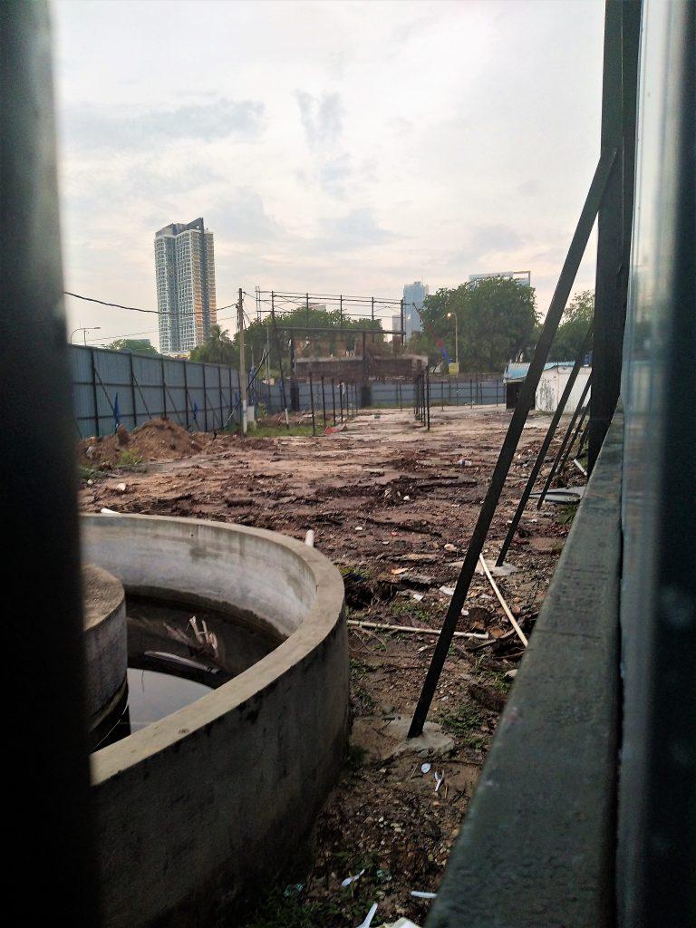 Jalan Maarof open space