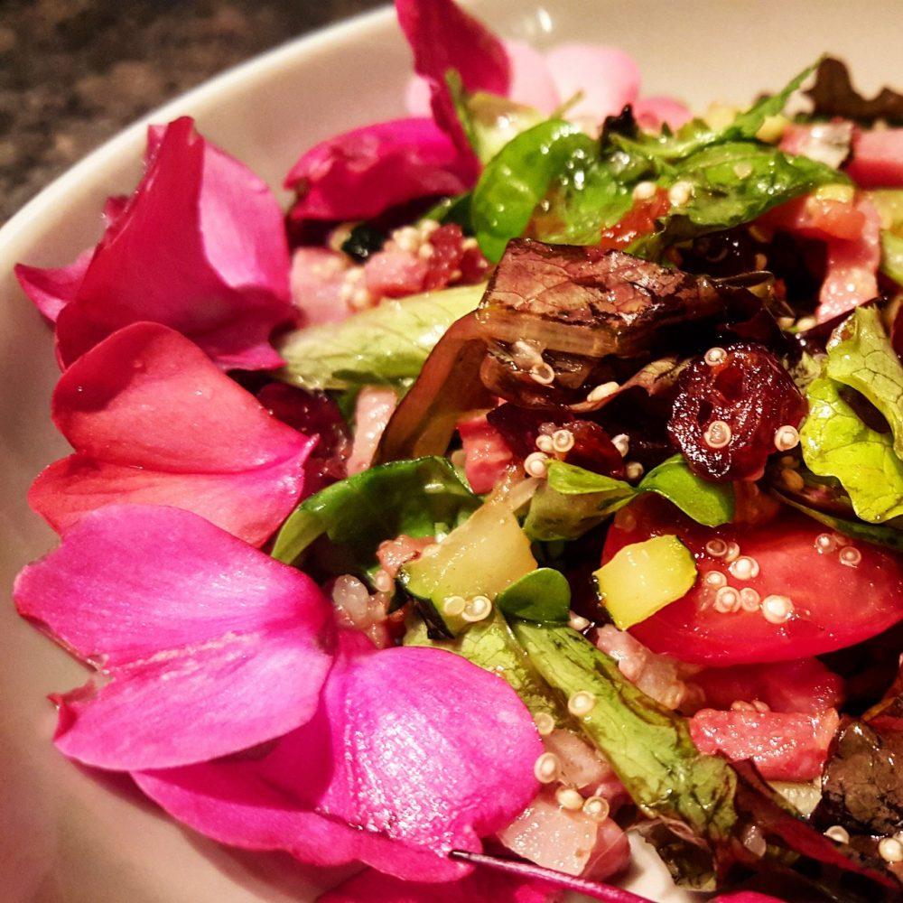 Quinao salad