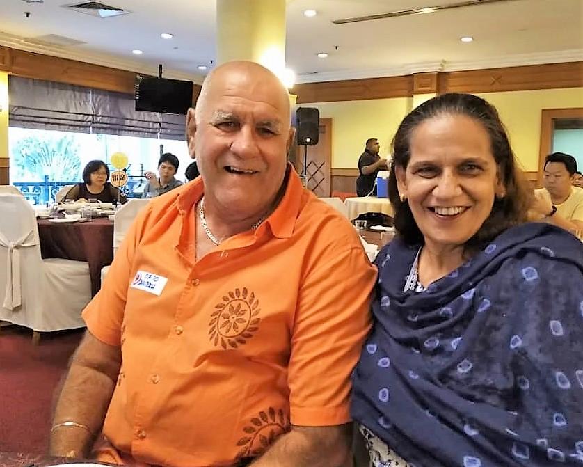 Santokh and Taljit