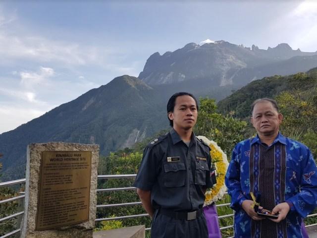 Sabah quake
