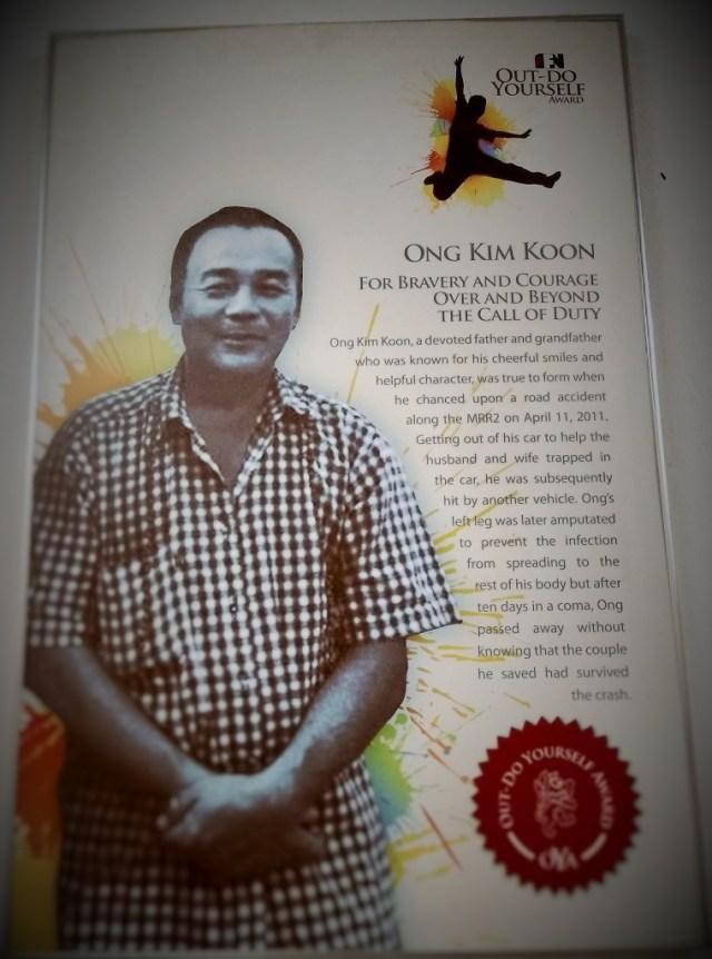 Ong Kim Koon