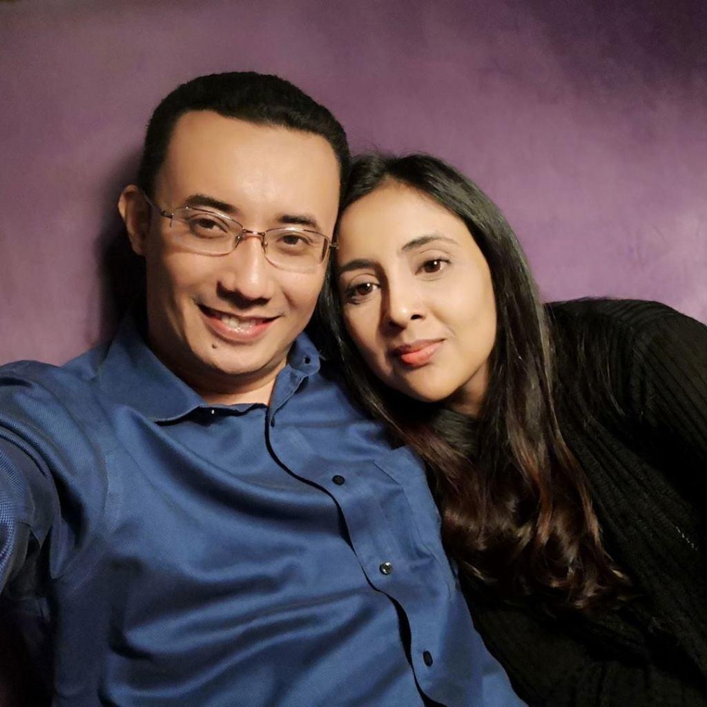Nazrin Hassan and Sarimah Muzaffar