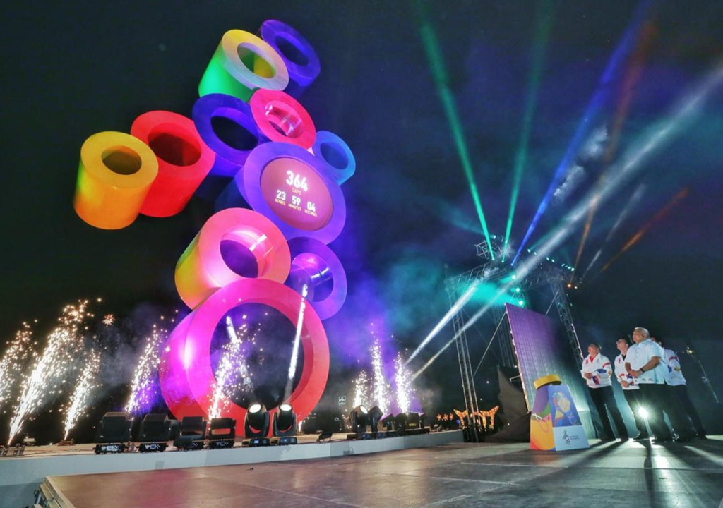 SEA Games 2019 countdown