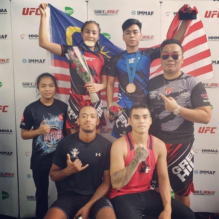 MMA team Malaysia