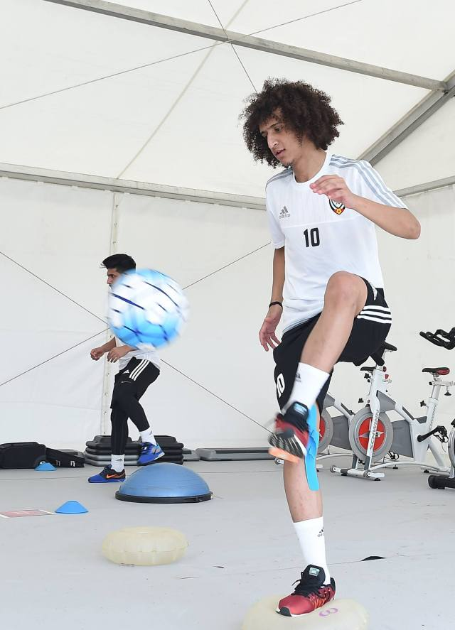 UAE footballer